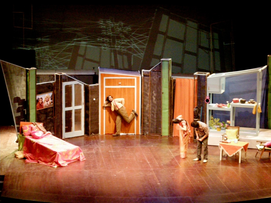 Theatre in a Troubled Country: Staging Satire in Pakistan