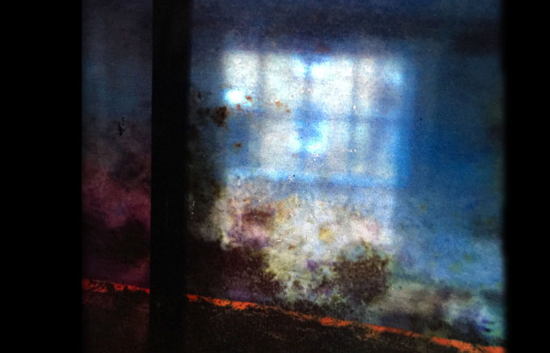 A Bigger Splash: Painting after performance – a personalresponse