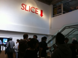 SLICE: Lahore-London - the Rich Mix private view
