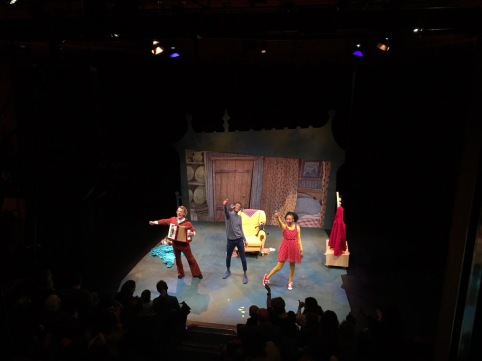 Deafinitey Theatre's production of Something Else, a show for kids