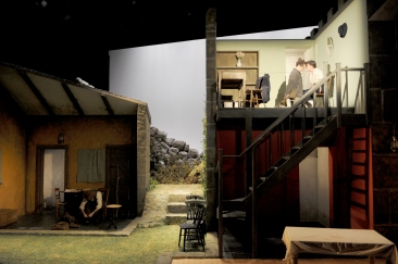 On the Rocks by Amy Rosenthal and Hampstead Theatre, directed by Clare Lizzimore
