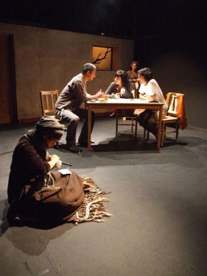 Plan D by Hannah Khalil at Tristan Bates Theatre, directed by Chris White