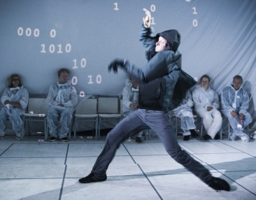 Reyjavik, an immersive performance written and directed by Jonthan Young