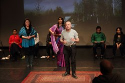 East at Rich Mix as part of A Season of Bangla Drama. Photo Simon Daw