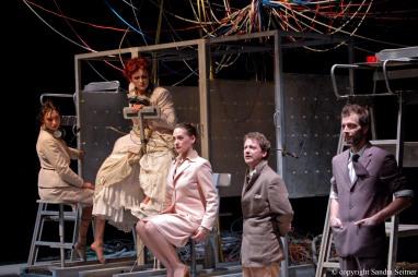 Switch ECHO by Adriano Shaplin at WUK, Vienna, directed by Alex Leiffheidt
