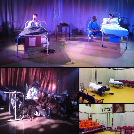 Wounded - a site-specific show by Birmingham Rep