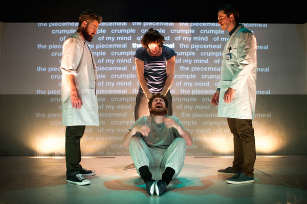 Designing Deafinitely Theatre's 4.48 Psychosis