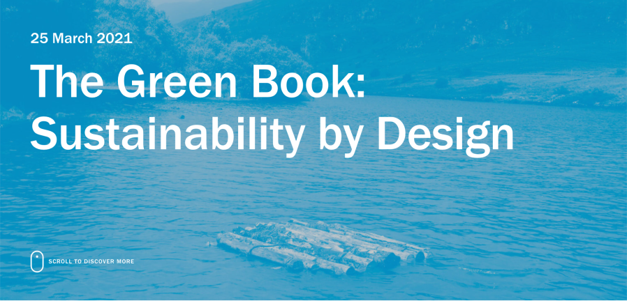 Latest blogpost for the SBTD: The GreenBook