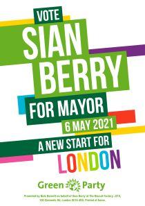 Sian Berry London 21 03 white